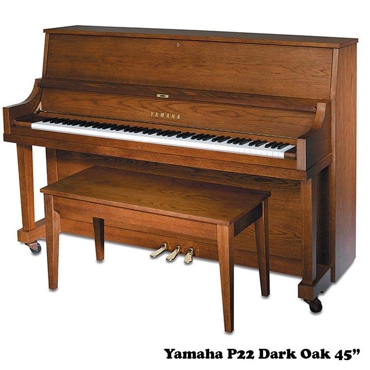 Yamaha P22 Upright Piano, School Piano, Yamaha P22 Piano NJ, 45 inch upright piano, p22 upright for sale