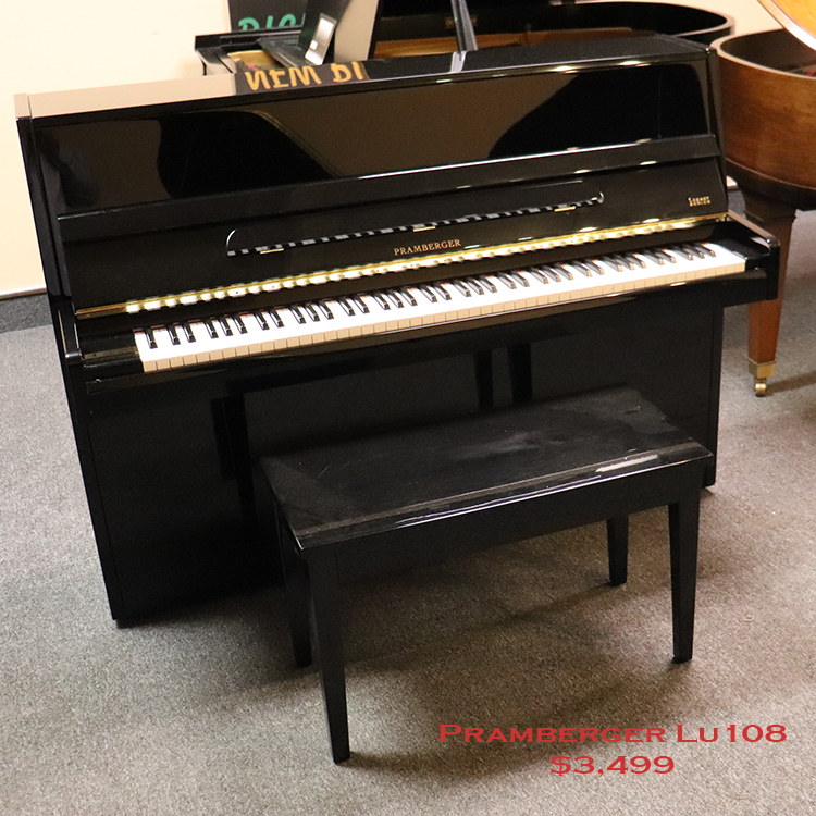pramberger lu 108 pre owned piano