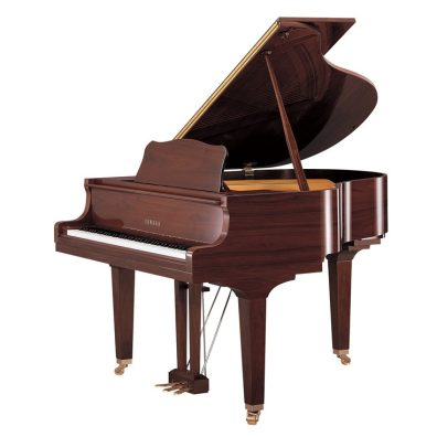 Yamaha Gb1k Pw Baby Grand piano in Polished walnut