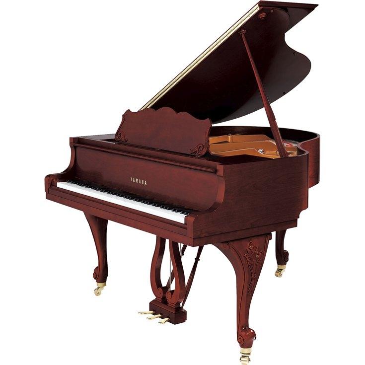 Yamaha Gb1k FP French Provincial Baby Grand Piano