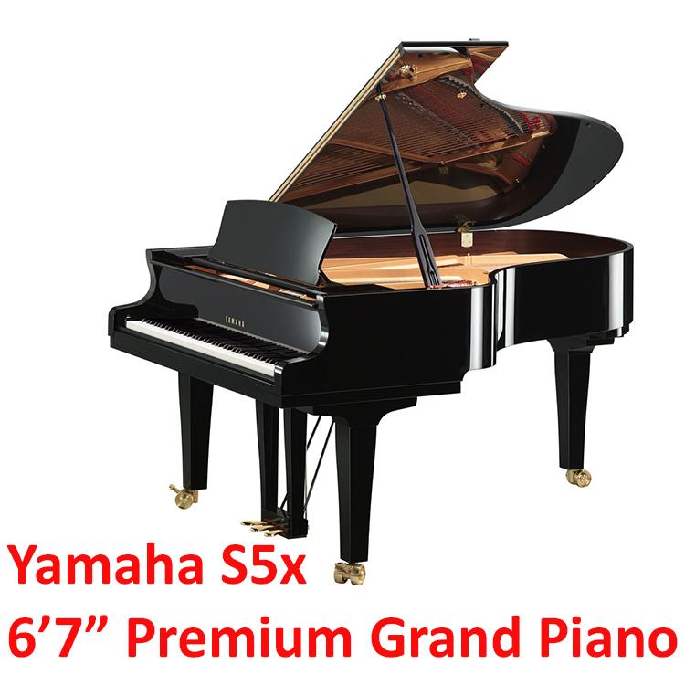 "Yamaha s5x 6'7"" premium piano for sale"