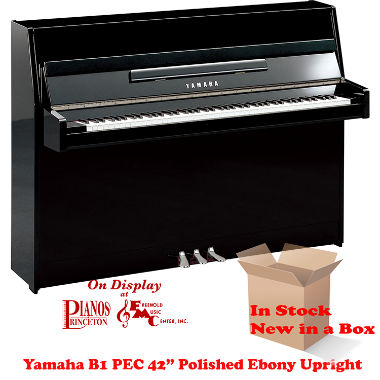 Yamaha B1 PEC 42 inch upright piano for sale