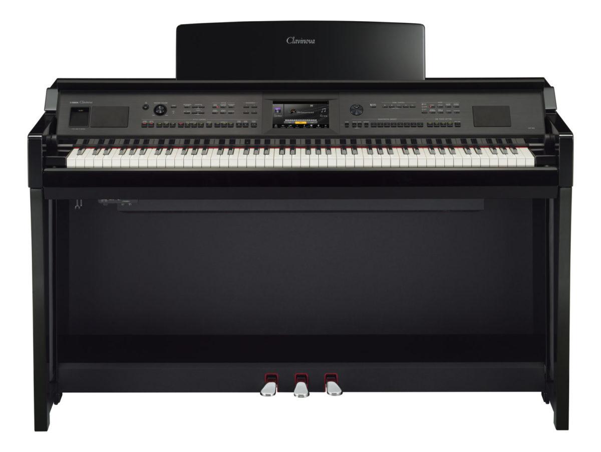 Yamaha CVP-805 PE Polished Ebony