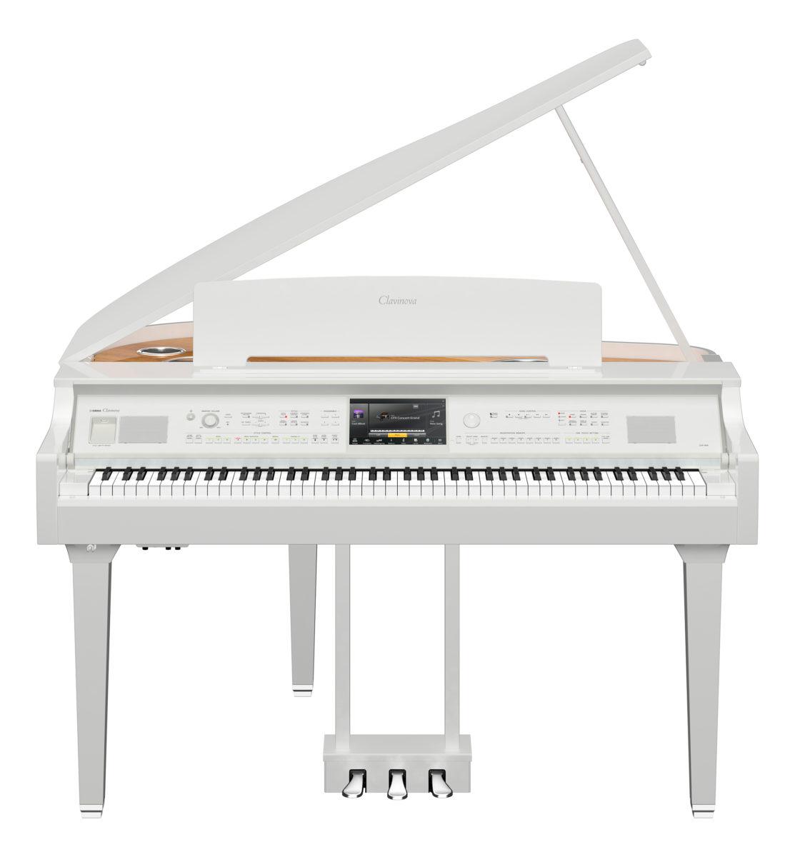 Yamaha CVP-809 PWH