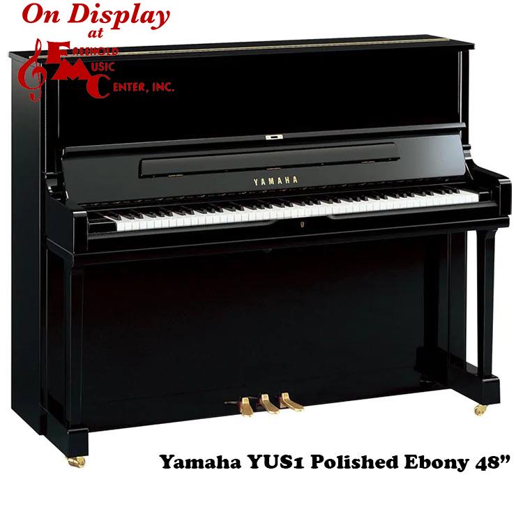 Yamaha YUs1 polished ebony