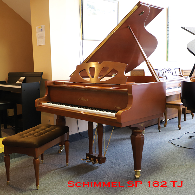 Schimmel SP 182 6 foot grand piano