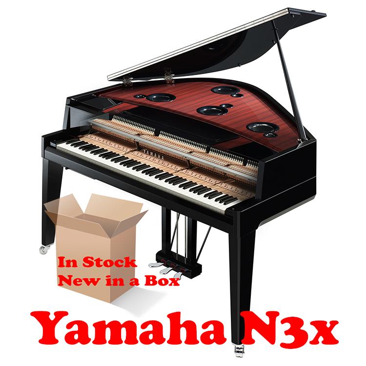Yamaha N3x